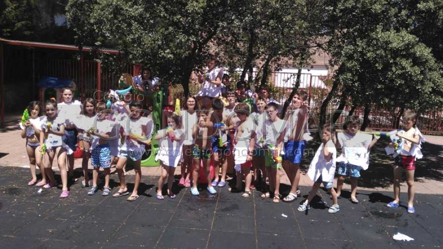 Una quincena maravillosa en Gondomar Summer Camp